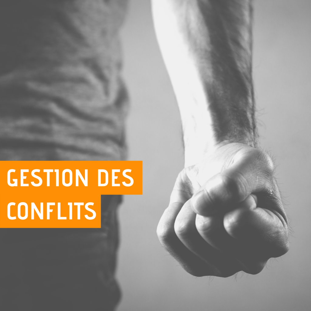 Formation gestion des conflits - SEFOR NC